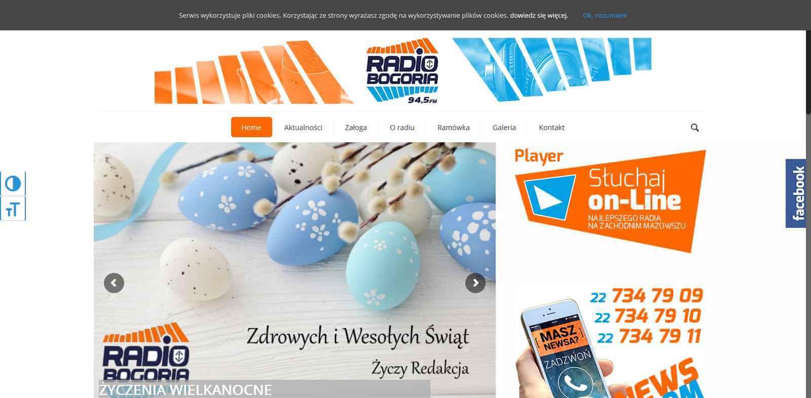 01_Radio Bogoria - Moc Hitów na Zachodnim Mazowszu